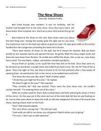 3rd Grade Reading Comprehension Worksheets | Search ...