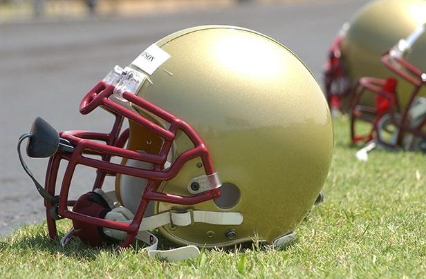 casque football américain équipement