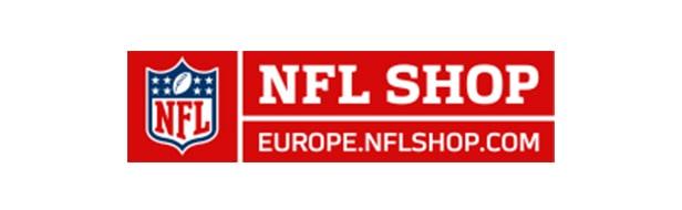 Logo Nflshop Europe vêtement NFL