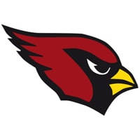 logo Arizona Cardinal equipe NFL