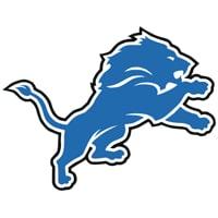 logo Detroit Lions équipe NFL