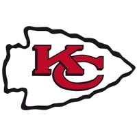 logo Kansas City Chiefs équipe NFL