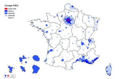 Contrat de location - zones tendues