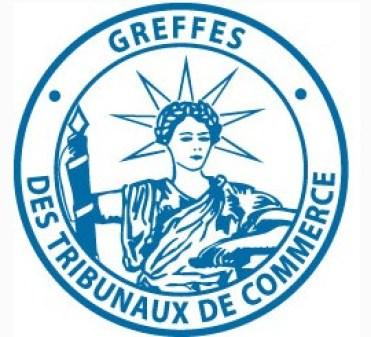 logotype du greffe afin d'illustrer la notion de KBIS