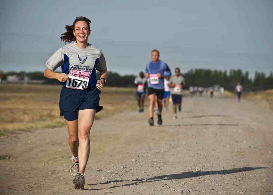 Les marathoniens n'ont pas plus d'arthrose que les autres