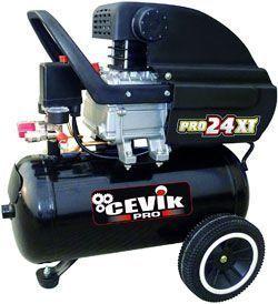 Compresor de aire Cevik CA-PRO24XT. Análisis detallado