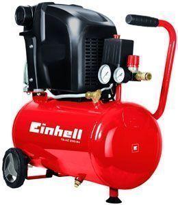Compresor de aire Einhell TE-AC 230/24. Análisis completo