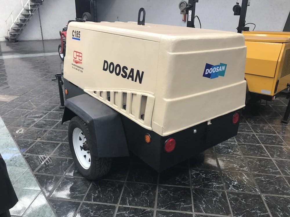 Compresor 185 pcm Doosan 4