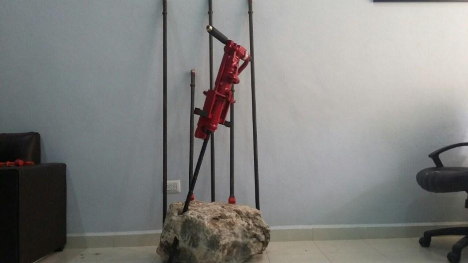 rompedora neumática rockmore
