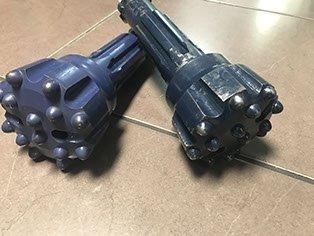 brocas para perforadoras wagon drill