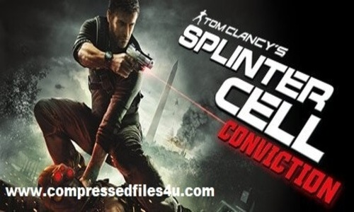 splinter cell conviction highly compressed 1
