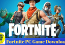 Fortnite pc game download  highly compressed
