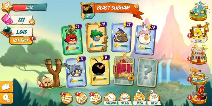 Angry Birds 2 highly compressed