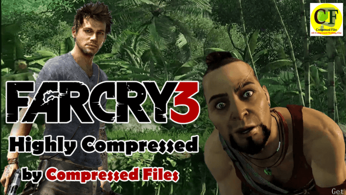 Far Cry 3 Highly Compressed