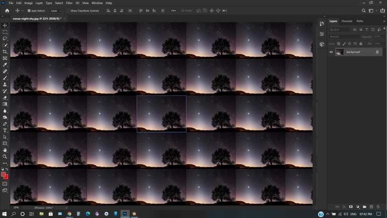Adobe Photoshop 2021 Highly Compressed Pattern Preview