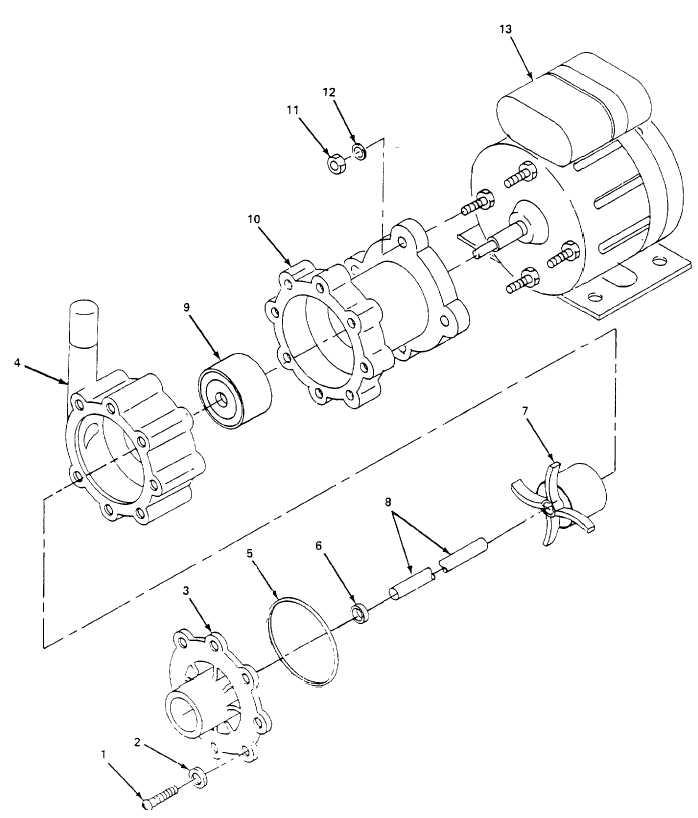 Figure 6-31. Pump Assembly, Repair