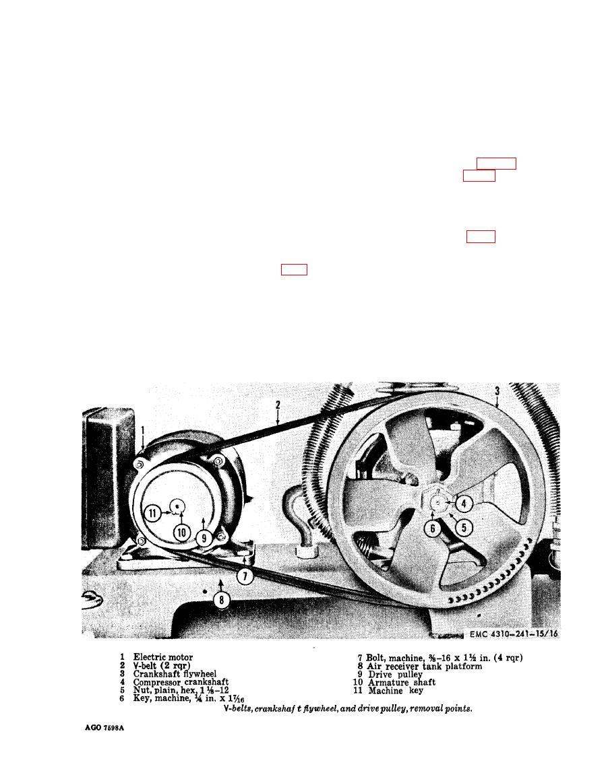 Section VI. GASOLINE ENGINE ACCESSORIES ON MODEL LP-512-ENG