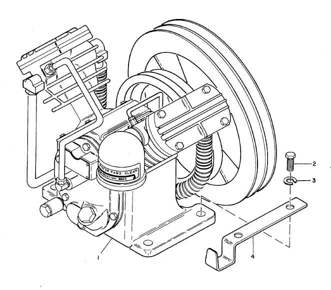 Figure 6. Bare Air Compressor
