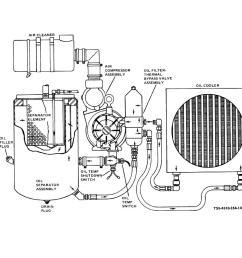 oil compressor diagram [ 1188 x 918 Pixel ]