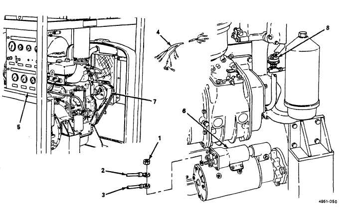 Figure 3-44. Wiring Harness, Replace
