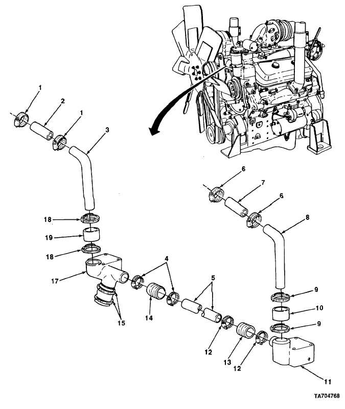 THERMOSTAT, THERMOSTAT COVERS, WATER OUTLET, AND CROSSOVER