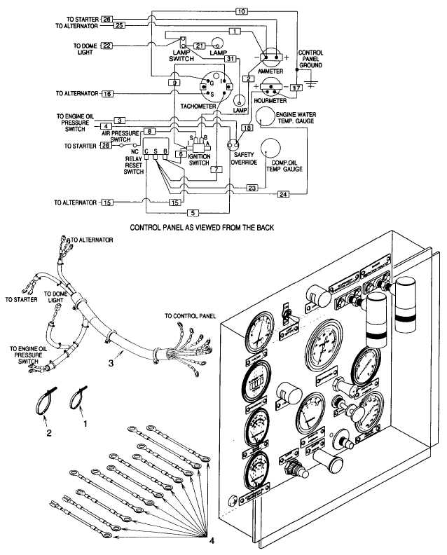 Figure 4-28. Wiring Harness and Leads