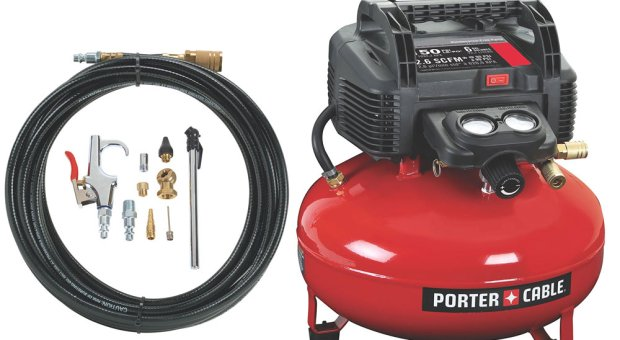 C2002-WK Pancake Portable Compressor by porter-cable