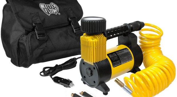 MF-1040 Cyclone High Volume Portable Air Compressor