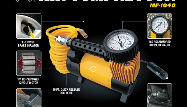 MF-1040 Compressor from MasterFlow Specifications