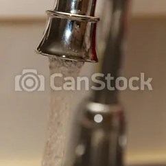Kitchen Water Faucet Polished Nickel Bridge With Running A Chrome Up Csp21208312