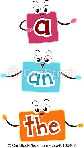 mascots part of speech articles