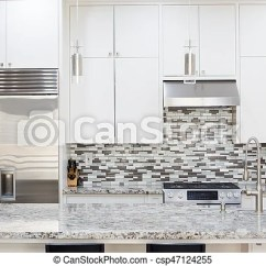 Kitchen Inventory How To Redo Cabinets On A Budget 现代 厨房 Countertop 岛 快照 聪明 内部 花岗岩 冰箱 Csp47124255