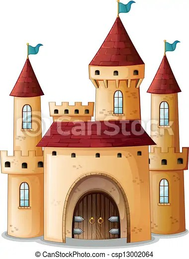 20 Castle Flag Clip Art Ideas And Designs