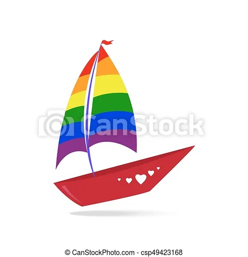 a ship with sails
