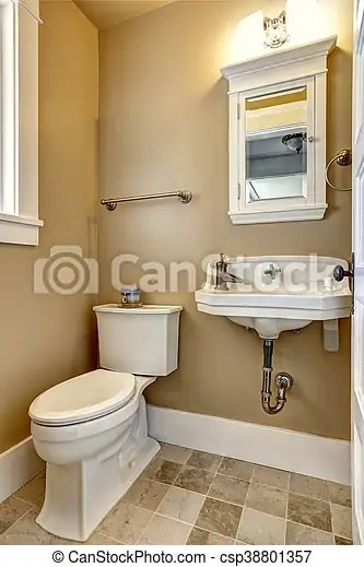 https www canstockphoto com antique style bathroom interior with 38801357 html