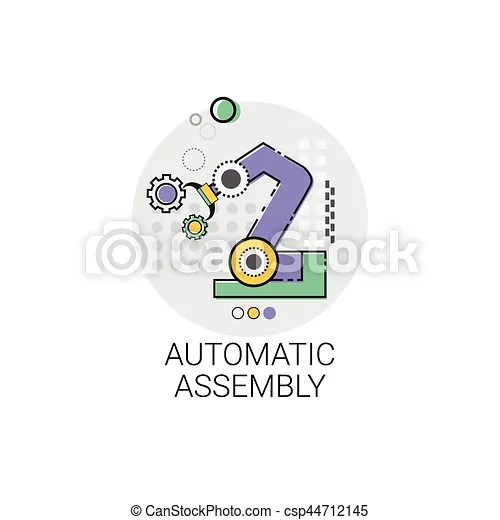 automatic assembly machinery industrial