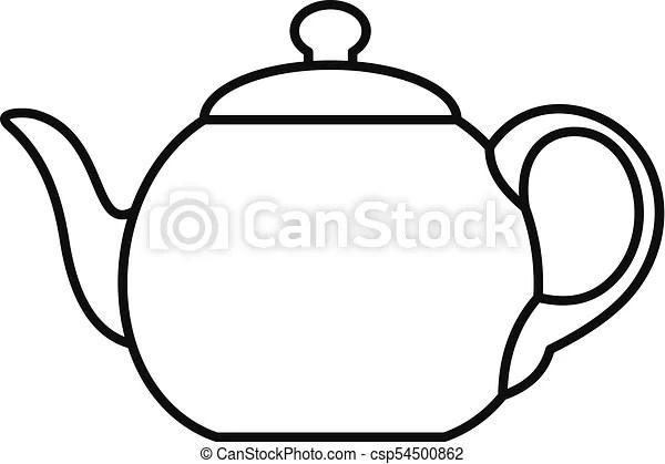 Teapot Template Printable