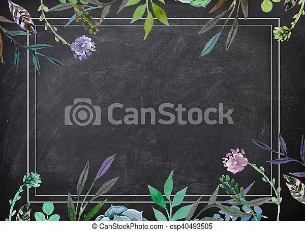 https www canstockphoto com blackboard background wedding invitation 40493505 html