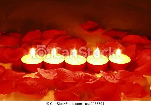 stock of romantic lights