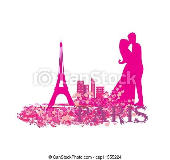 vector illustration of romantic