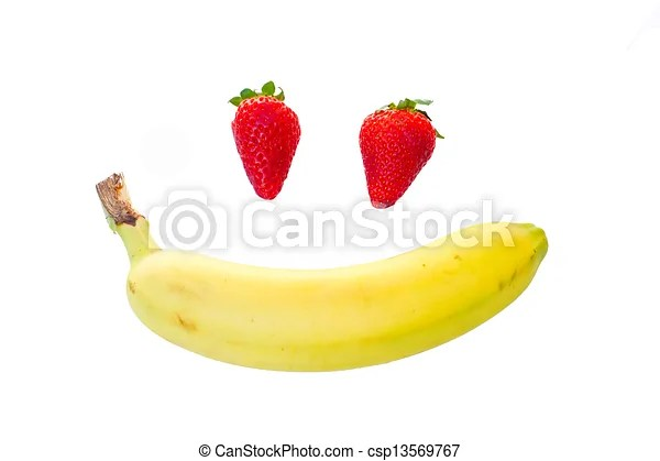 stock illustration of strawberries