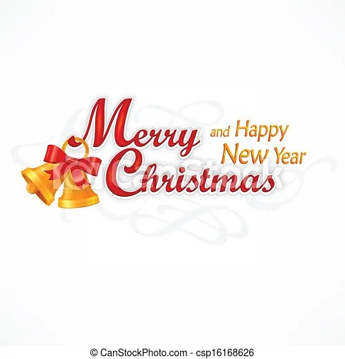 vector illustration of merry christmas