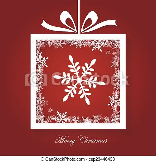 vectors of merry christmas card