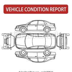 Commuter Van Damage Inspection Diagram Cub Cadet Belt Replacement Exterior Vehicle Form Www Picturesso Com Car Elsavadorla Jpg 450x470