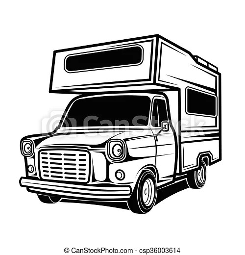 Vintage Camper Motorhome Rat Rod Motorhome Wiring Diagram