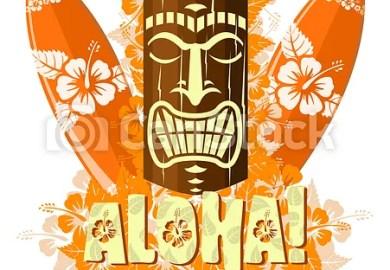 Hawaiian Tiki Stock Photos Images Royalty Free Hawaiian
