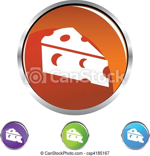 Cheese Wedge Royalty Free EPS Clip Art csp4185167