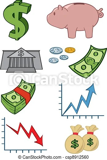 錢, 圖象 - 各種各樣, 卡通, 錢, 相關, 卡通,...csp8912560 的向量美工圖片 - 搜尋美工圖片,插圖,圖示和向量 EPS 圖像