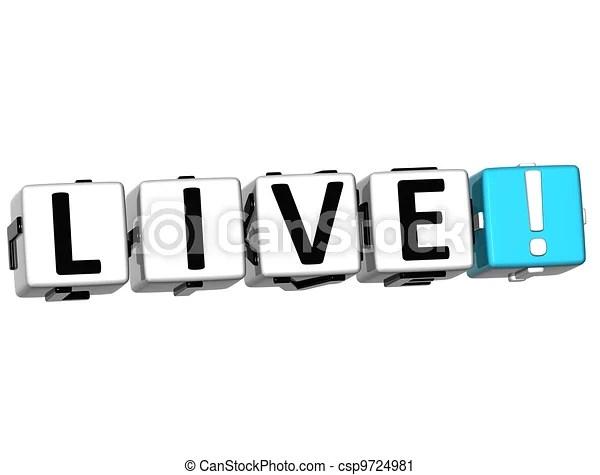 live clip art cliparts
