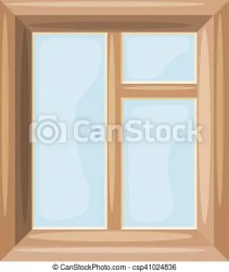 cartoon windows vector illustration abstract window background element housing drawings